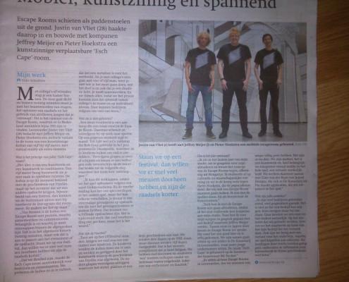 "Friesland Boeit: ""Mobiel Kunstzinnig en Spannend"""